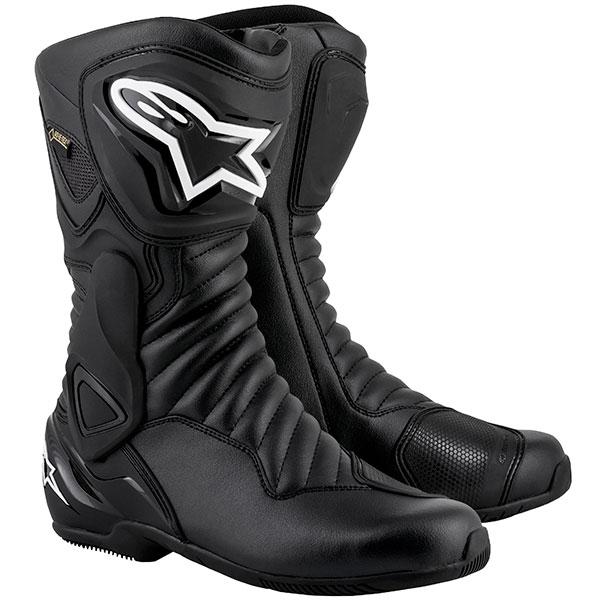 Alpinestars SMX-6 V2 Gore-Tex Boots - Black - FREE UK DELIVERY ebb076417b