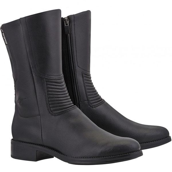 6a8ccf52486 Alpinestars Ladies Vika Waterproof Boots - Black