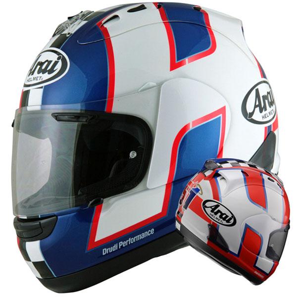 Arai RX-7 GP - Haslam WSBK 2012
