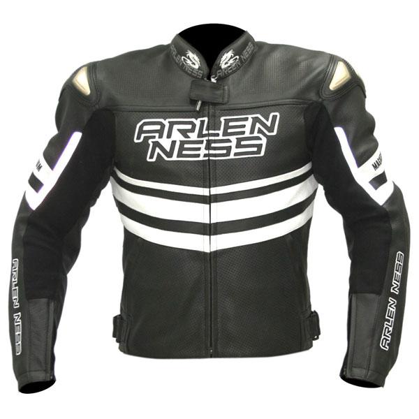 Arlen Ness LJ-8304 Jacket - Bl