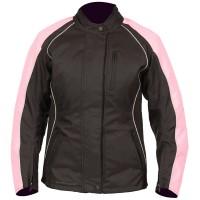 Buffalo Ladies Tess Jacket - Black / Pink
