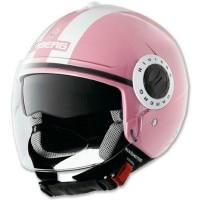 Caberg Riviera V2+ Legend - Pink / White