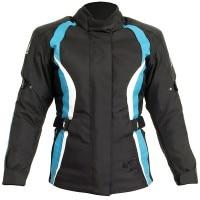 RST Ladies Diva 3 Textile Jacket - Turquoise