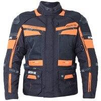 c25b8a05b04a1 RST Pro Series Adventure 3 Textile Jacket - Orange   Black