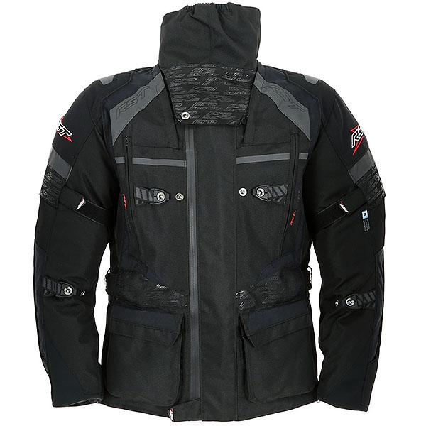 RST Pro Series Paragon 4 Textile Jacket - Black - FREE UK DELIVERY a759a931ece