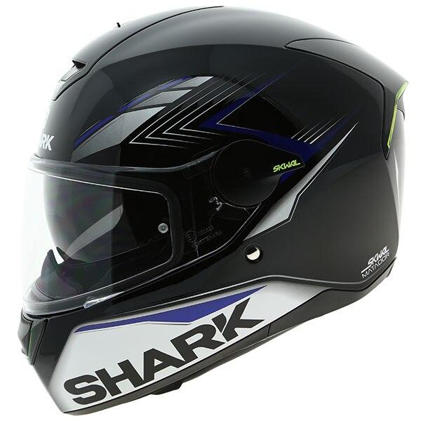 Image of Shark Skwal Matador - Black / Blue / Silver