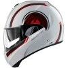 Shark Evoline Series 3 Moov Up - White / Black / Red