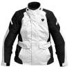 Rev'it Indigo Ladies Jacket - Silver / Black