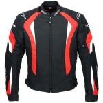 RST R-16 Textile Jacket - Red