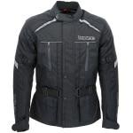 Trik Moto Textile Tour Jacket - Black